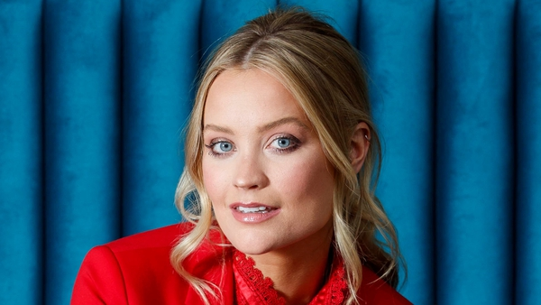 """Laura Whitmore: """"I am hopefully going to see Ireland beat England in a very important rugby match."""""""