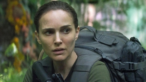 Natalie Portman stars in Alex Garland's film Annihilation, now on Netflix