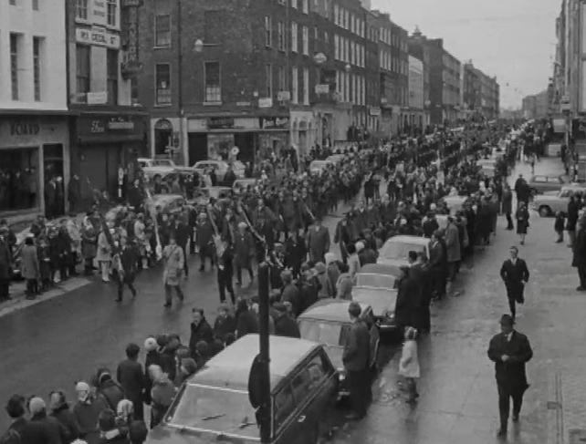 St Patrick's Day in Cork (1968)