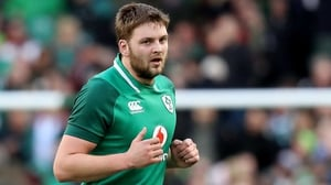 Iain Henderson replaces Devin Toner in the second row