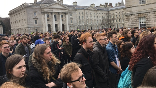 TCD Students' Union has saidthe charge is unfair