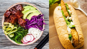 Could the pokè bowl be the new chicken fillet roll?