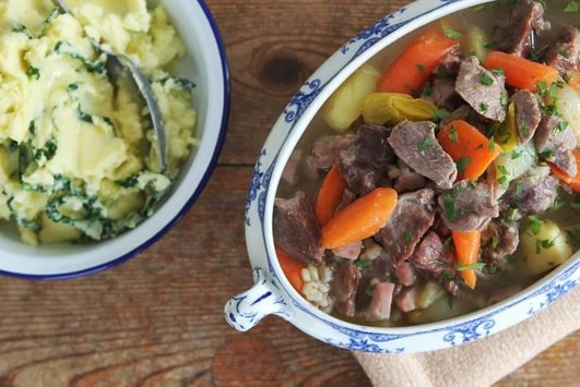 Nevens Recipes -Irish stew.I never tire of a bowl of steaming hot stew.