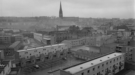 Boside, Derry City.