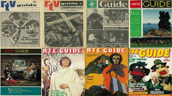RTÉ Guide St Patrick's Day