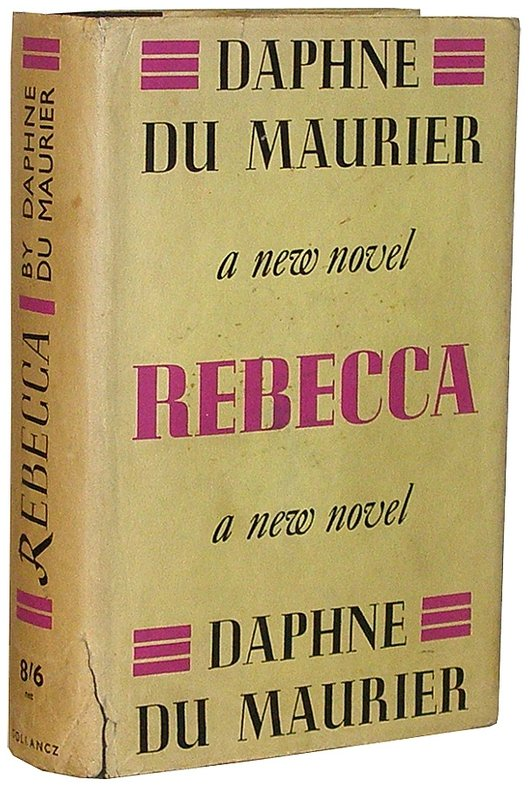 """80th anniversary of """"Rebecca"""" by Daphne du Maurier"""