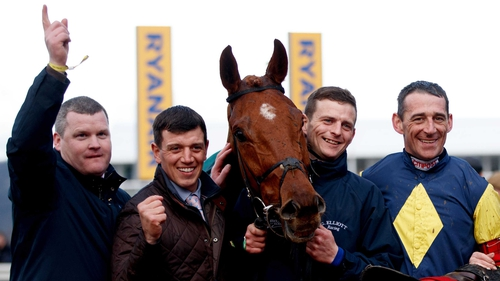 Cheltenham Festival: Native River powers to thrilling Gold Cup glory
