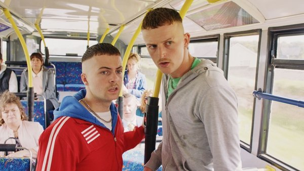 The Young Offenders nominated for Rose d'Or Award
