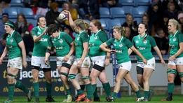 "O'Sullivan: ""Ireland have made a step forward"" | Six Nations"