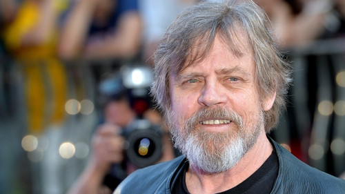 """Hamill: """"I was surprised that there was some backlash to it, but I get it, because I'm a fan too."""""""