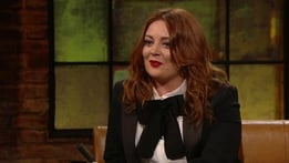 Samantha Barry | The Late Late Show