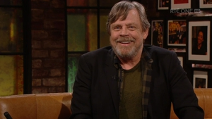 Mark Hamill on The Late Late Show