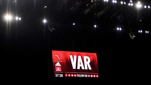 The Champions League could see VAR before the end of this season