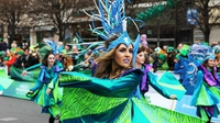 St Patrick's Festival Parade