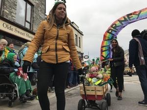 Killarney's St Patricks Day Parade