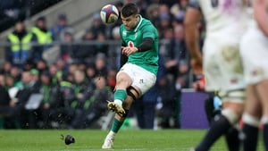 Conor Murray was again unerring when called upon from the kicking tee