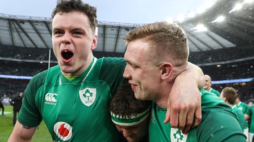 James Ryan and Dan Leavy are among 10 Irish players in our Team of the Tournament selection