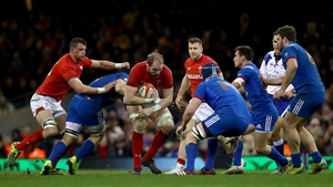 Wales secured second spot in the 2018 Six Nations championship after a narrow win over France