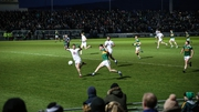 Kerry on the attack against Kildare in Austin Stack Park