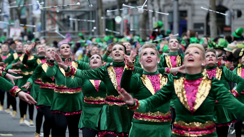 St Patrick's Festival Highlights