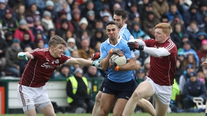 Dublin and Galway will come face-to-face in a league final for only the second time