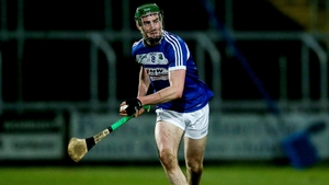 Patrick Purcell found the net for Laois