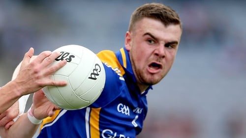Conor Berry scored 1-02 for Longford