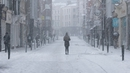 Met Éireann says that it will continue to be very cold