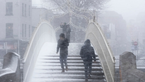 Dublin's Ha'penny Bridge (pic: James Campbell)