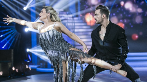 Erin McGregor wants to ditch the house coat after DWTS
