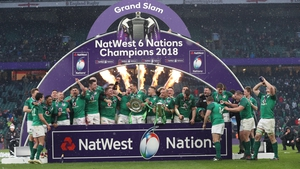 Ireland's 2018 Grand Slam glory. How does it compare to 2009?