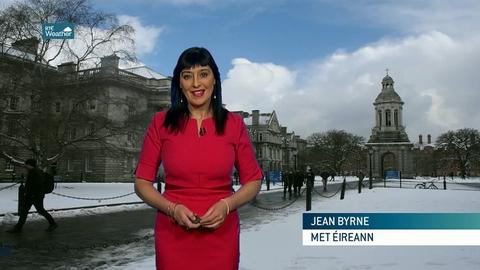 Nine O'Clock Weather