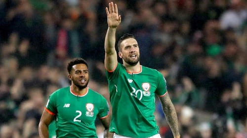 Shane Duffy enjoyed a strong year with club and country