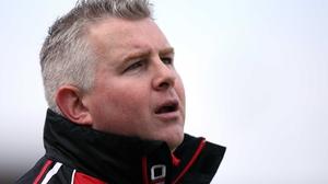 Mayo boss Stephen Rochford
