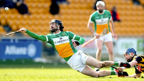 Offaly certainly gave Kilkenny a run for their money in the league quarter-final