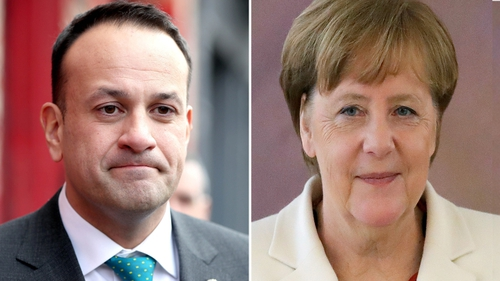 It will be the Taoiseach's first visit to Berlin to meet the German Chancellor