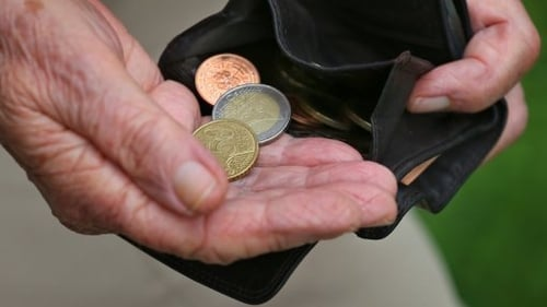 The report concludes that one in six people in Ireland lives on an income below the poverty line