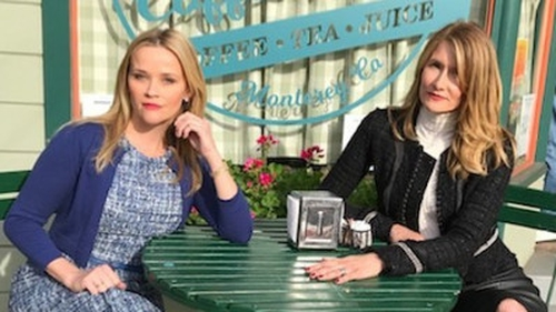 Reese Witherspoon back for more Big Little Lies