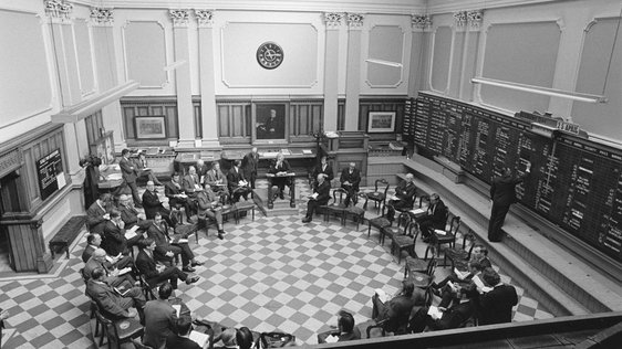 Irish Stock Exchange (1972)