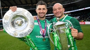 Rob Kearney and Rory Best have agreed fresh deals