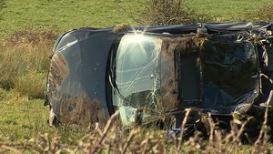 The crash happened on the outskirts of Limerick on 20 March, 2018