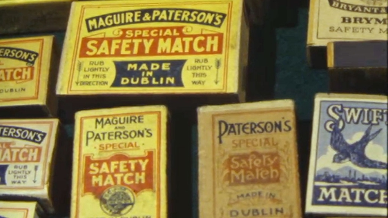 History Of Matchboxes