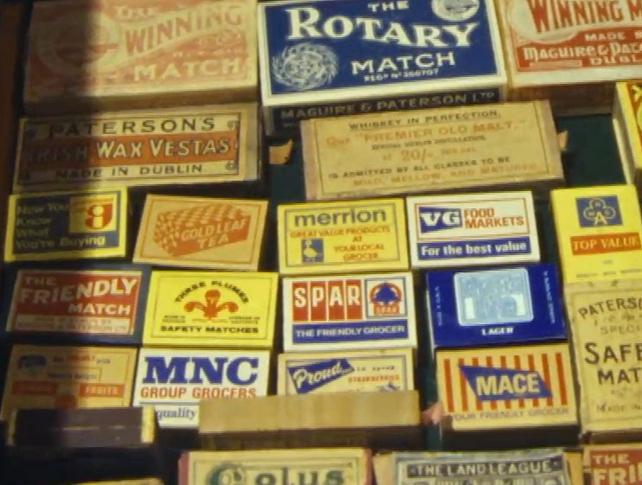 Maguire & Paterson - Own Label Matchboxes