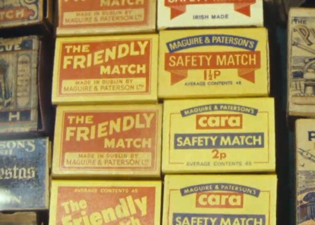Maguire & Paterson - Friendly Matchboxes