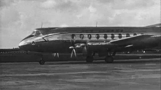 Aer Lingus Vickers Viscount