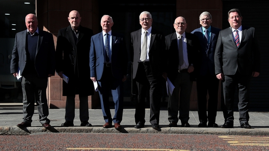 Court rules inquiry must be held in 'Hooded Men' case