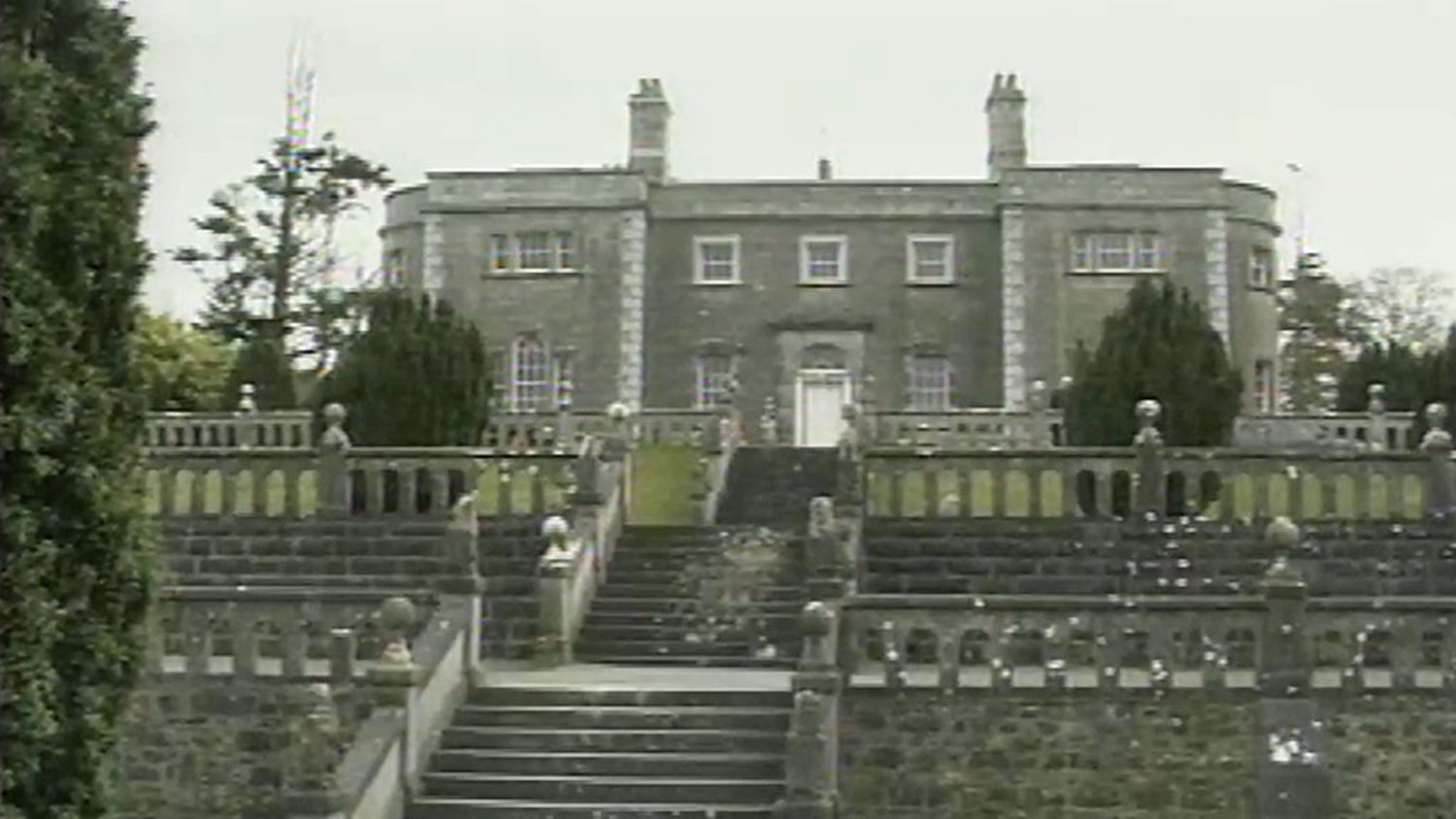 Rte Archives Environment Belvedere House To Be Restored