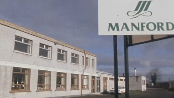 Manford Clothing Company