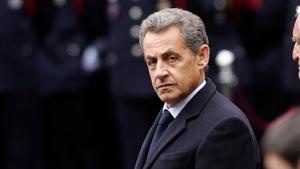 Nicolas Sarkozy dismissed the Libyan allegations as 'grotesque'