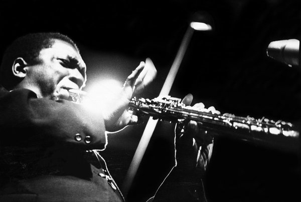 John Coltrane: fizzing, bubbling out of the primordial earth on A Love Supreme